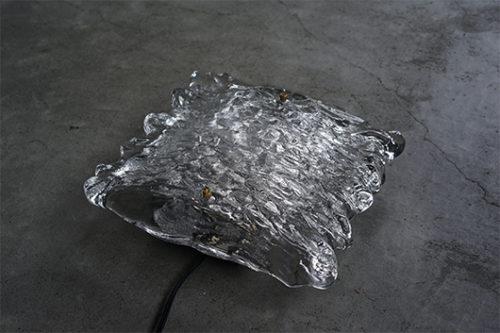 ヴィンテージ ガラス ブラケットランプ 壁掛け照明