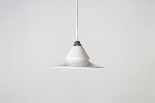 Holmegaard製 ペンダントランプ