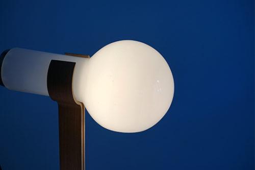 北欧ヴィンテージモダンガラステーブルランプ照明