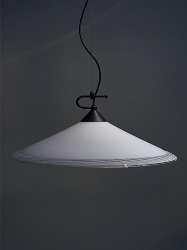 ヴィンテージモダンガラスペンダントライト照明 Vintage Modern