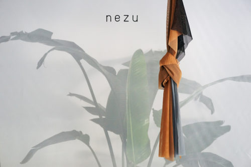 nezu x ideot  POPUP SHOP 限定ストール