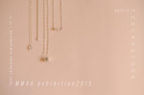 """ MMAA "" exhibition 2019"