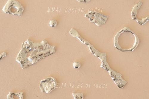 MMAA custom order !