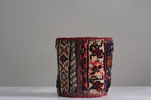 Old Gabbeh Pot ギャッベポット 鉢カバー 小物入れ