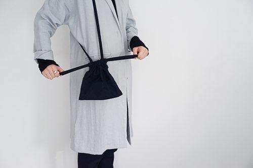 formuniform フォームユニフォーム ショルダー巾着バッグ