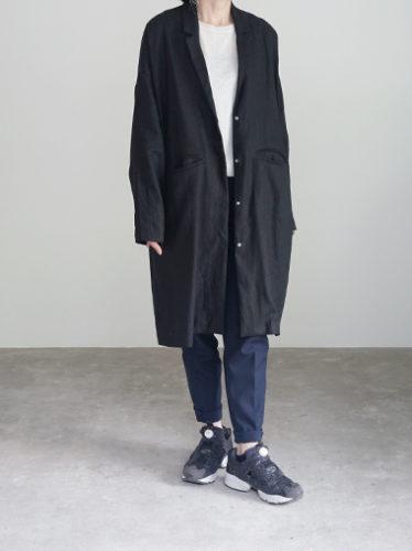 リネンコート formuniform フォームユニフォー