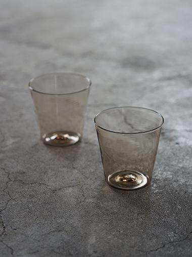 有永浩太 ガラス作家アーティスト ガラスカップ Kota Arinaga