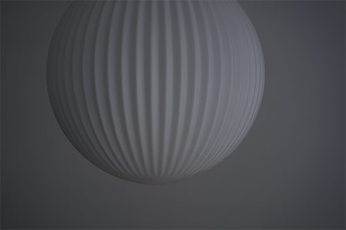 ヴィンテージモダンガラスペンダントライト照明