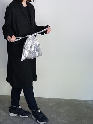 formuniform フォームユニフォーム メタル巾着バッグ