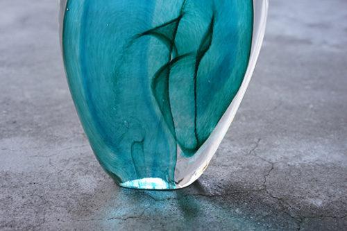 FLASKA フラスカ ガラスオブジェ