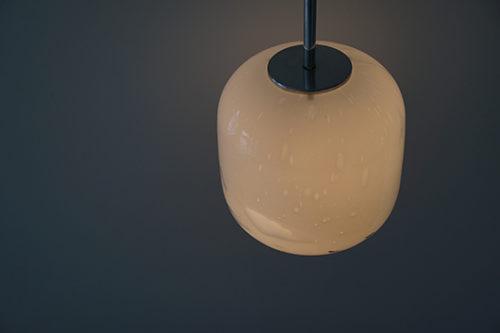 Doria Leuchten ドリア社 ヴィンテージモダンガラスペンダントランプ 照明