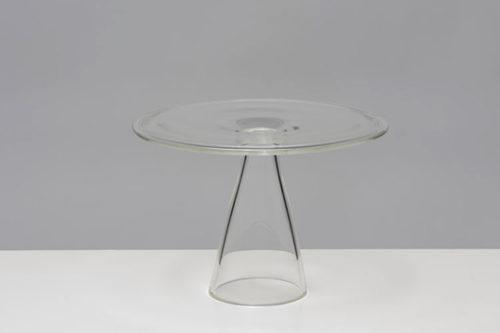 clear b ガラス インセンススタンド