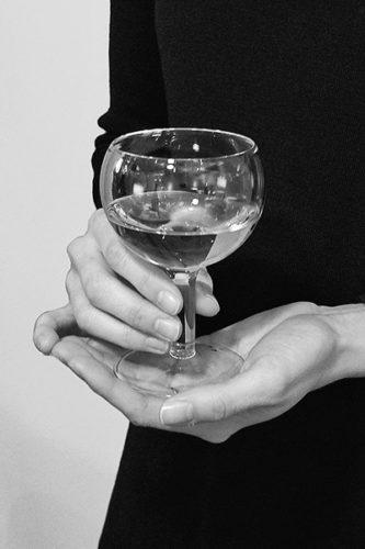 Christian Metner FACONワイングラス