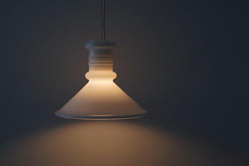 ホルムガード社 Holmegaard ヴィンテージペンダントランプ照明