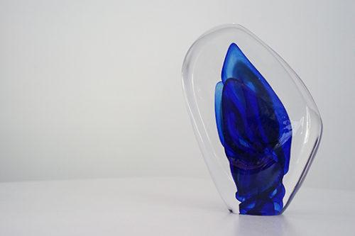 FLASKA ガラスオブジェ