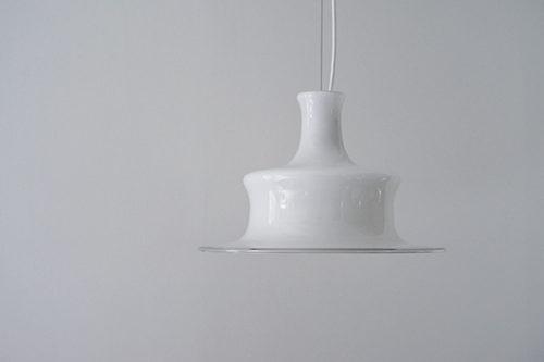 Holmegaard ホルムガード社のヴィンテージペンダントランプ デンマーク照明
