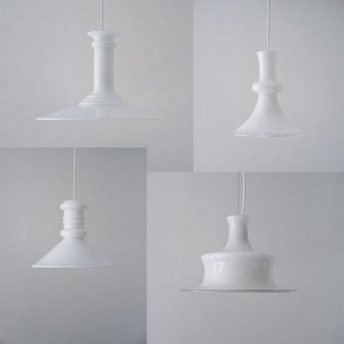 Holmegaard ホルムガード 照明 ランプ ライト ヴィンテージ