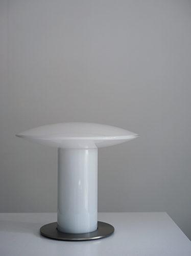 Peill & Putzler ヴィンテージガラステーブルランプ