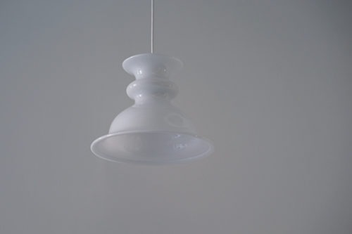 Holmegaard Tivoli ホルムガード社のヴィンテージペンダントランプ デンマーク照明